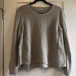 Oatmeal Sweater